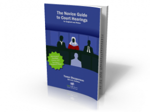 The Novice Guide to Court Hearings
