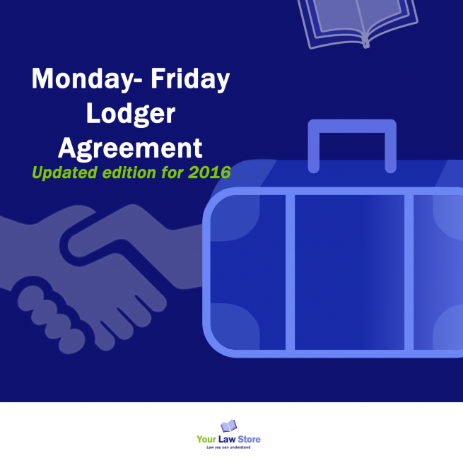 Monday to FridayLodger Agreement
