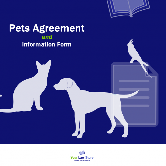 Pet Agreement and Information form