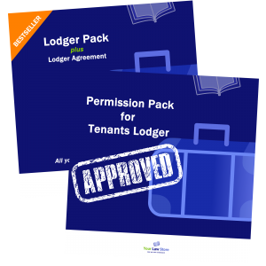 Permission Pack for Tenant's Lodger