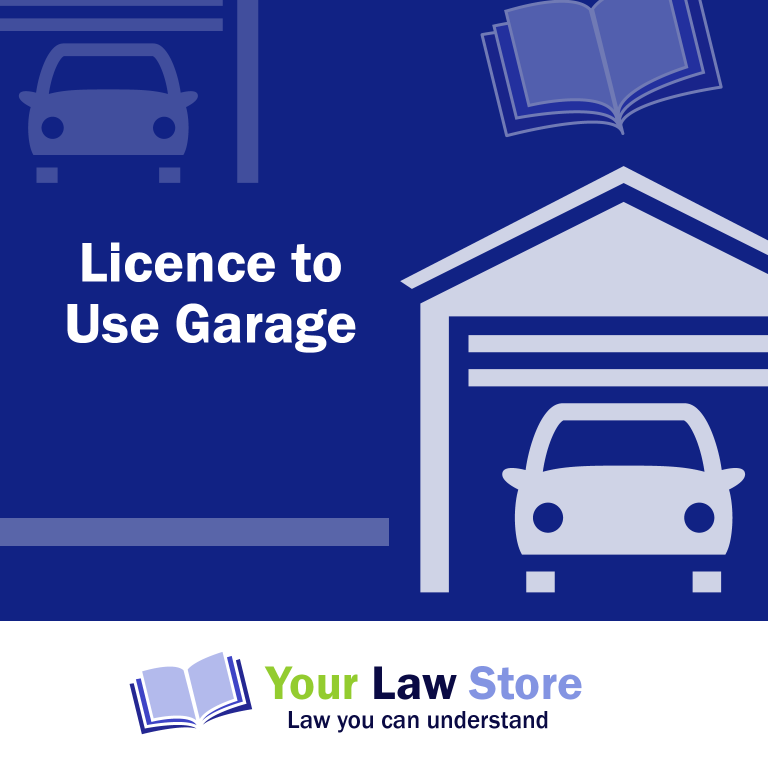 Licence Garage